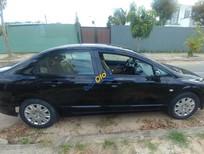 Bán Honda Civic 1.8 MT năm sản xuất 2012, màu đen số sàn, giá 385tr