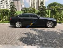 Cần bán xe BMW 5 Series 520i năm sản xuất 2015, màu đen, nhập khẩu nguyên chiếc như mới