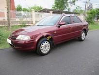 Bán Ford Laser sản xuất 2000, màu đỏ như mới, giá 156tr