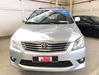 Bán Toyota Innova năm 2013, màu bạc