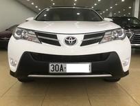 Cần bán xe Toyota RAV4 XLE năm sản xuất 2013, màu trắng, nhập khẩu nguyên chiếc chính chủ
