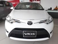 Giảm 20tr khi mua Toyota Vios E (CVT) năm sản xuất 2018, màu trắng