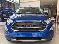 Bán Ford EcoSport Titanium sản xuất năm 2018, màu xanh lam
