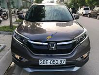 Cần bán Honda CR V 2.4 2016, màu Tian, nhập khẩu nguyên chiếc như mới