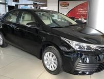 Giảm 25tr khi mua Toyota Corolla altis 1.8E (MT) sản xuất năm 2018, màu đen