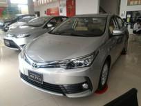 Giảm 25tr khi mua xe Toyota Corolla Altis 1.8E CVT sản xuất năm 2018, màu bạc