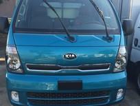 Bán xe tải Kia K250 thùng mui bạt tải trọng 2,4 tấn hoàn toàn mới 2018