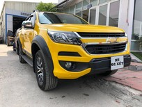 Bán tải Colorado 2018 màu vàng Camaro, giá xe Colorado vay 95% giá trị xe