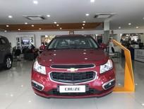 Chevrolet Cruze giảm giá sập sàn năm 2018, LH 0912844768 hỗ trợ trả góp toàn quốc