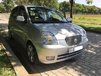Cần bán lại xe Kia Morning SLX sản xuất năm 2004, màu bạc, nhập khẩu nguyên chiếc còn mới