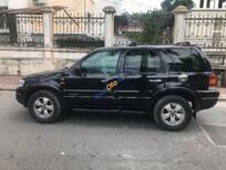 Bán ô tô Ford Escape 3.0 V6 sản xuất năm 2004, màu đen chính chủ