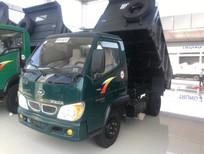 Xe ben 2t4 máy Hyundai (thùng 2.7 khối) hỗ trợ trả góp lãi suất ưu đãi