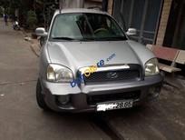 Cần bán Hyundai Gold sản xuất năm 2004, màu bạc, 300tr