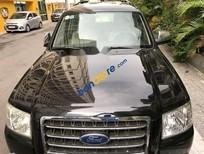 Cần bán xe Ford Everest MT đời 2009, màu đen, xe chính chủ gia đình sử dụng rất đẹp