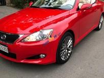 Bán ô tô Lexus IS sản xuất 2010, màu đỏ, nhập khẩu nguyên chiếc