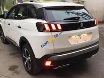 Peugeot Quảng Ninh bán Peugeot 3008 màu trắng, có xe giao ngay, hotline: 0123.815.1118