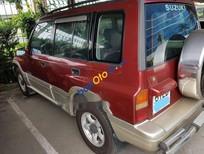 Bán Suzuki Vitara 1.6 đời 2006, màu đỏ, sử dụng kỹ