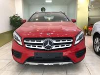 Bán xe Mercedes GLA 250 4Matic 2017, màu đỏ, nhập khẩu chính hãng, giảm giá 200 triệu