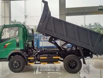 Bán xe ben 6.5 tấn thùng 5 khối, hỗ trợ vay 80% giá trị xe