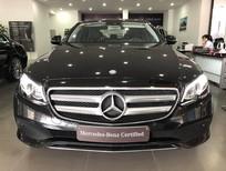Bán xe Mercedes E250 2016, màu đen mới 99%, bảo hành hãng giá cực rẻ