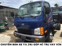 Bán xe tải Hyundai 2,5 tấn new Mighty N250 bán trả góp