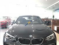 Bán BMW M2 năm sản xuất 2017, màu đen, nhập khẩu nguyên chiếc