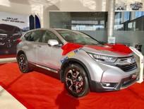 Bán Honda CR V G 2018, màu bạc, nhập khẩu nguyên chiếc