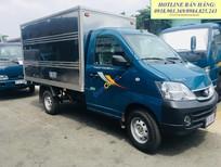 Giá xe tải Thaco Towner 990 990kg thùng kín 2018 mới, động cơ Suzuki, Khuyến mãi 100% trước bạ xe