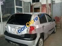 Cần bán Hyundai Click sản xuất 2008, màu bạc, xe nhập, giá 248tr