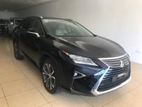 Cần bán lại xe Lexus RX350 Luxury 2016, màu đen, nhập khẩu Nhật Bản chính hãng biển cty