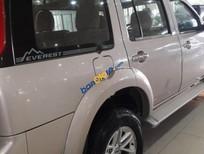 Bán xe Ford Everest đời 2009, màu bạc
