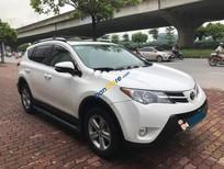 Cần bán Toyota RAV4 XLE 2.5 AWD năm 2014, màu trắng, xe nhập chính chủ