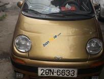 Bán Daewoo Matiz 0.8 MT đời 1999, màu vàng, nhập khẩu nguyên chiếc