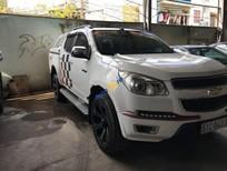 Bán Chevrolet Colorado LTZ 2.8L 4x4 AT sản xuất năm 2015, màu trắng, xe nhập