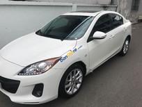 Bán Mazda 3 S 1.6 AT đời 2014, màu trắng, giá 510tr