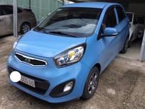Bán Kia Morning Van 2 chỗ sản xuất 2014, màu xanh lam, nhập khẩu