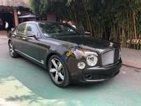 Cần bán Bentley Mulsanne Speed sản xuất 2016, màu nâu, nhập khẩu