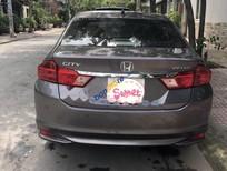 Cần bán Honda City 1.5 AT năm 2017, màu xám
