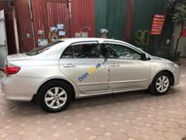 Cần bán xe Toyota Corolla Altis S đời 2008, màu bạc, giá 515tr
