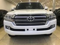 Xe Toyota Land Cruiser VX 2016, màu trắng, nhập khẩu nguyên chiếc chạy gần 20.000Km xe siêu đẹp