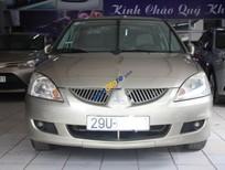 Chính chủ bán Mitsubishi Lancer Gala GLX 1.6AT 2004, màu vàng