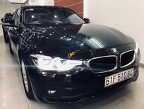 Cần bán gấp BMW 3 Series 320 LCI sản xuất năm 2015, màu đen, xe nhập như mới