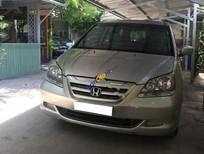 Cần bán gấp Honda Odyssey EX-L 3.5 AT sản xuất 2007, nhập khẩu nguyên chiếc xe gia đình, giá tốt