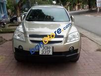 Cần bán lại xe Chevrolet Captiva MT sản xuất năm 2007