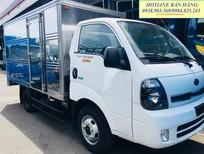 Xe tải Kia mới 2.4 tấn thùng kín Euro4 2018, Thaco Kia K250 2.49 tấn