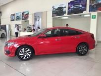 Bán Honda Civic 1.8E sản xuất 2019, màu đỏ, xe nhập