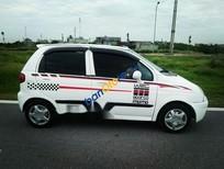 Cần bán xe Daewoo Matiz SE năm 2004, màu trắng, 55 triệu