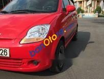 Cần bán Chevrolet Spark Van năm sản xuất 2008, màu đỏ