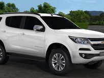 Chevrolet TrailBlazer giảm ngay 100 triệu tiền mặt, hỗ trợ ngân hàng nhanh gọn