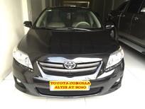 Bán ô tô Toyota Corolla altis 1.8 G AT 2010, màu đen
